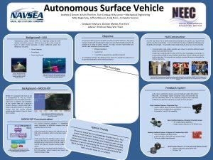 Autonomous Surface Vehicle Andrew DAmore Kristin Therrien Tom