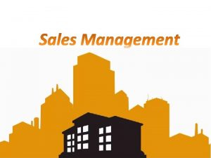Definisi Sales Management Personal Selling Management Sales Management