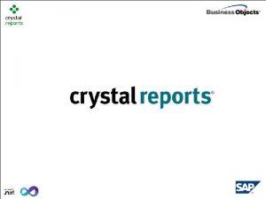 Crystal Report Vesion Crystal Report 4 6 Crystal