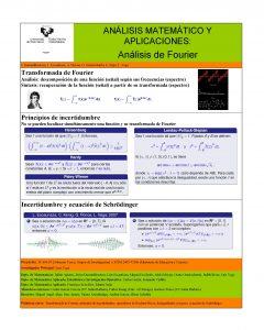ANLISIS MATEMTICO Y APLICACIONES Anlisis de Fourier J