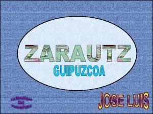 10272020 10272020 Zarauz en euskera y oficialmente Zarautz