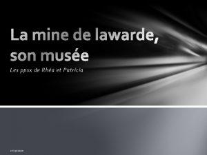 Les ppsx de Rha et Patricia 27102020 Au