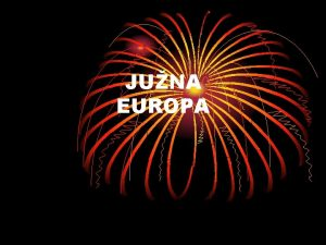 JUNA EUROPA 1 2 3 4 5 PANJOLSKA