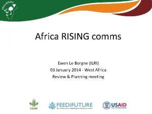 Africa RISING comms Ewen Le Borgne ILRI 03