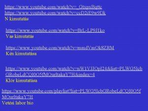 https www youtube comwatch vGtxpx Bqttc https www