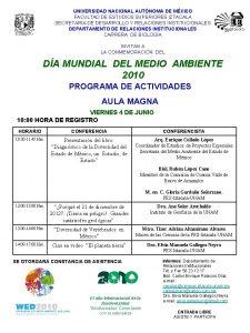UNIVERSIDAD NACIONAL AUTNOMA DE MXICO FACULTAD DE ESTUDIOS