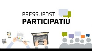 Qu sn els pressupostos participatius Sn un instrument