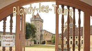 Cliquez chaque vue Lglise St Maurice Blandy les