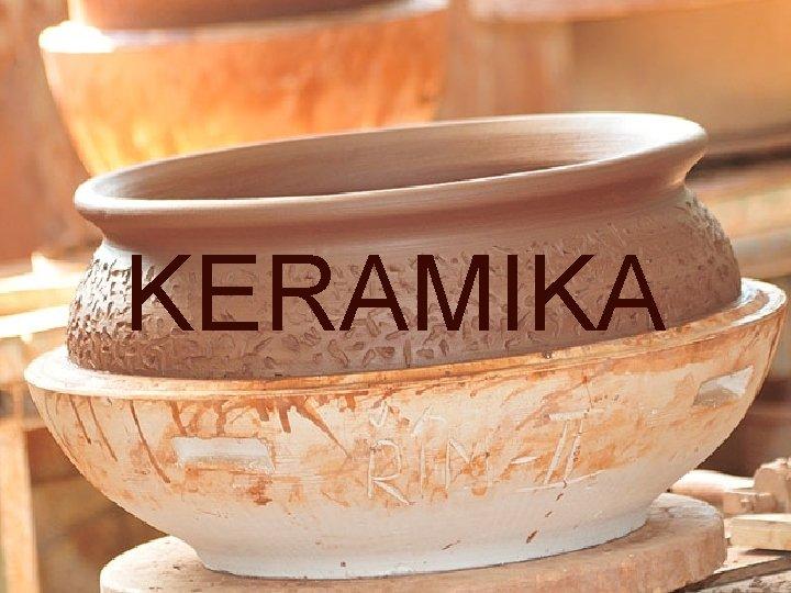 KERAMIKA Keramika soudrn polykrystalick ltka zskan pevn z
