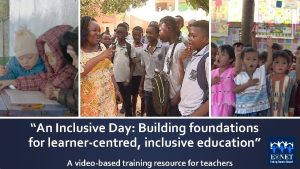 An Inclusive Day Building foundations for learnercentred inclusive