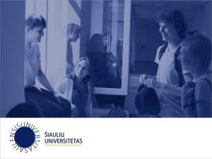 iauli universiteto studij kokybs diagnostika nuolatins dienins studij