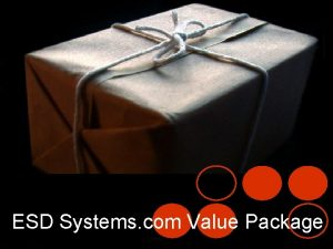 ESD Systems Value Package ESD Systems com Value