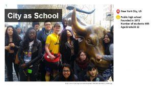New York City US City as School Public