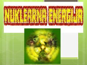 Izvori energije koji se regenerirati ni ponovo proizvesti