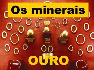 Os minerais OURO Atpase na natureza puro ouro