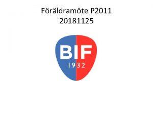 Frldramte P 2011 20181125 Agenda Mlsttning Utvrdering 2018