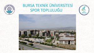 BURSA TEKNK NVERSTES SPOR TOPLULUU TPLK Logo Her