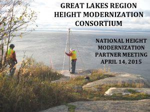GREAT LAKES REGION HEIGHT MODERNIZATION CONSORTIUM NATIONAL HEIGHT