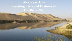 Alex Ryan 4 D Interesting Facts and Features