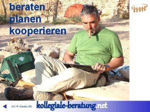 beraten planen kooperieren 2013 W Schindler IKB kollegialeberatung