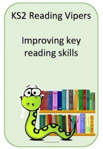 KS 2 Reading Vipers Improving key reading skills