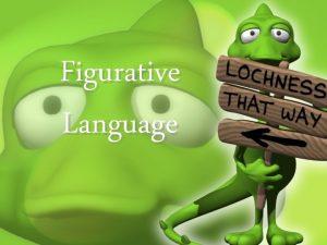 Figurative Language What is Figurative Language Whenever you