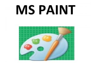 MS PAINT DIFFERENT DRAWING TOOLS PENCIL TOOL ERASER