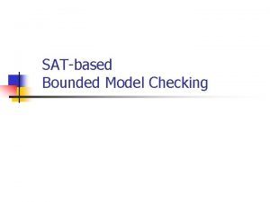 SATbased Bounded Model Checking Formulation of famous problems