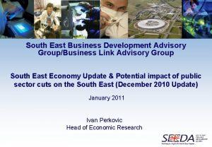 South East Business Development Advisory GroupBusiness Link Advisory