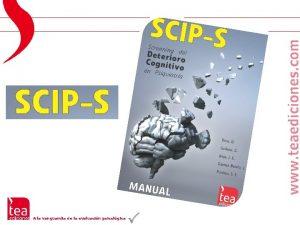A la vanguardia de la evaluacin psicolgica SCIPS