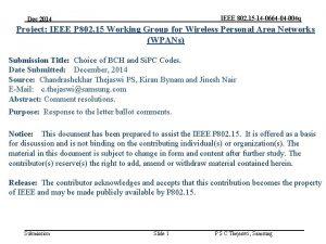 IEEE 802 15 14 0664 04 004 q