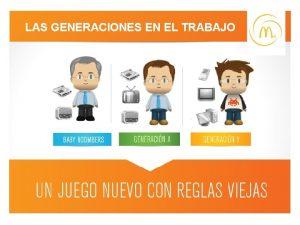 LAS GENERACIONES EN EL TRABAJO VIDEO DINMICA Qu