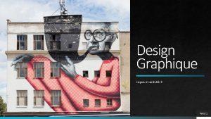 Design Graphique Leon et activit 3 PAGE 1