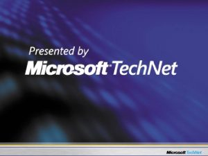 Windows Vista Deployment Tools Technologies and Best Practices