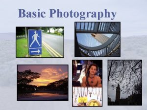 Basic Photography The 6 Things To Know Know