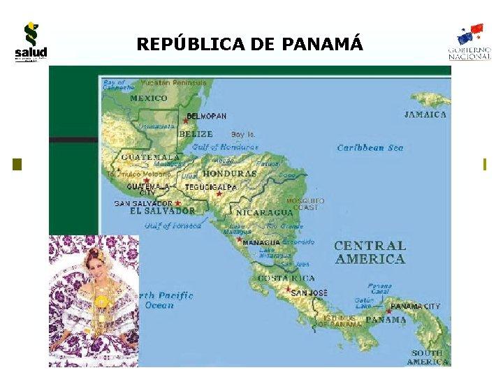 REPBLICA DE PANAM Caractersticas Generales de Panam p