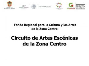 Fondo Regional para la Cultura y las Artes