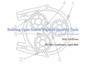 Building Open Source Network Security Tools Invictus Ferramenta