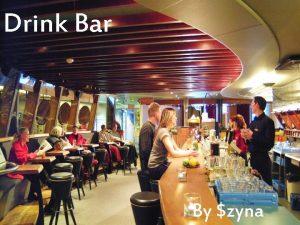 Drink Bar By zyna Drink bar to zakad