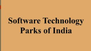 CONCEPT OF SOFTWARE TECHNOLOGY PARK Software technology parks