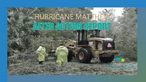 HURRICANE MATTHEW AFTER ACTION REPORT Overview Hurricane Matthew