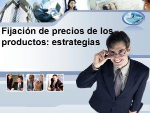 LOGO Fijacin de precios de los productos estrategias