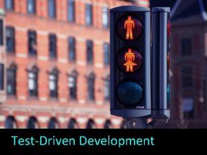 http flic krpb Leo Rk TestDriven Development From