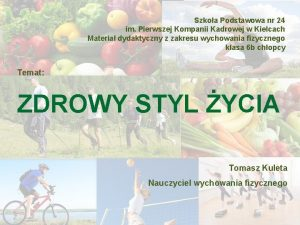 Szkoa Podstawowa nr 24 im Pierwszej Kompanii Kadrowej