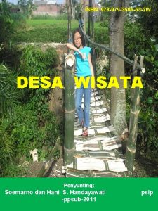 ISBN 978 979 3506 63 2 W DESA