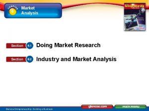 6 Market Analysis Section 6 1 Doing Market
