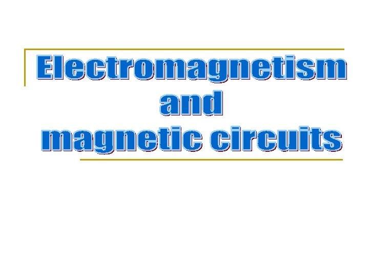 Magnetic Flux Unit for flux is weber The