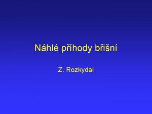 Nhl phody bin Z Rozkydal Nhl phody bin