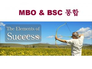 MBO BSC 10 MBO BSC MB 1 MBO