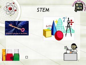 STEM 1 What is STEM STEM education grows
